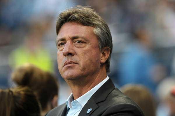 Montreal coach Marco Schallibaum. Credit: Bill Barrett - ISIPhotos.com