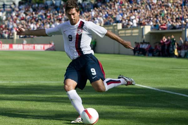 USMNT soccer player Ante Razov.