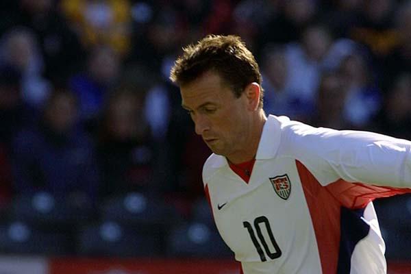 USMNT soccer player Brian Maisonneuve.