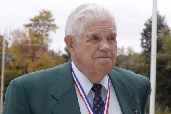 USMNT soccer player Harry Keough.