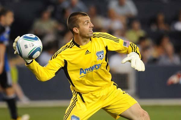 jon busch, mls, goalkeeper throw