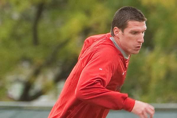 USMNT soccer player Kenny Cooper.