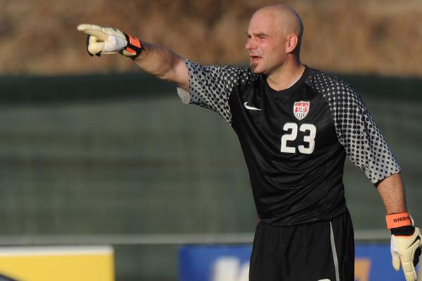 marcus hahnemann usmnt soccer player