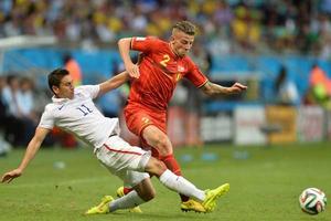 World Cup: Belgium 2 – USMNT 1