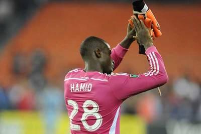 Bill Hamid wins 2014 MLS Goalkeeper of the Year award