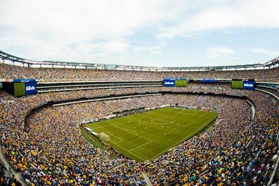 Levis Stadium Capacity >> Stadiums for Copa Centenario | US Soccer Players