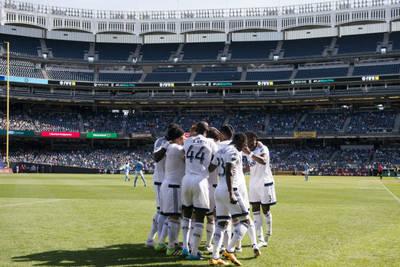 Fulham out, win for Tijuana, Yankee Stadium