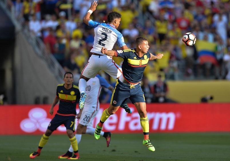 deandre yedlin usmnt colombia soccer