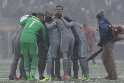 MLS Week 2: Atlanta beats Minnesota in the snow