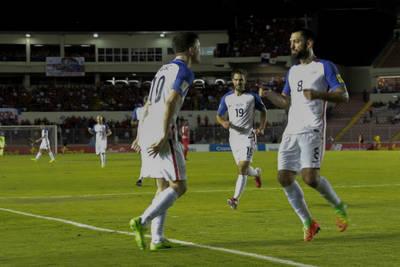 WCQ: Panama 1 – USMNT 1