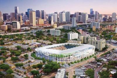 MLS in Miami needs a stadium