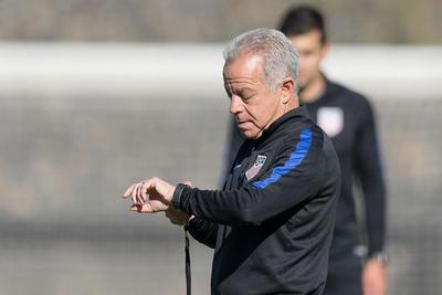 USMNT interim coach Sarachan focusing on the future