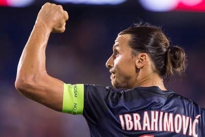 The LA Galaxy and Zlatan Ibrahimovic
