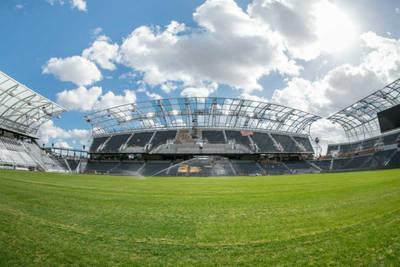 LAFC's stadium game
