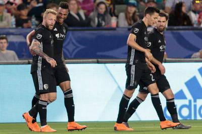 Western parity in MLS