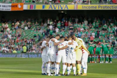Ireland 2 – USMNT 1