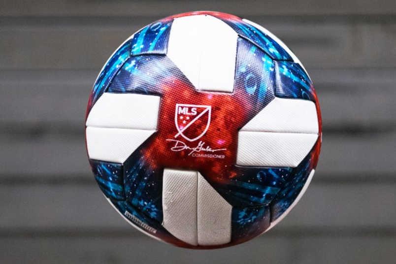 2019 MLS soccer ball