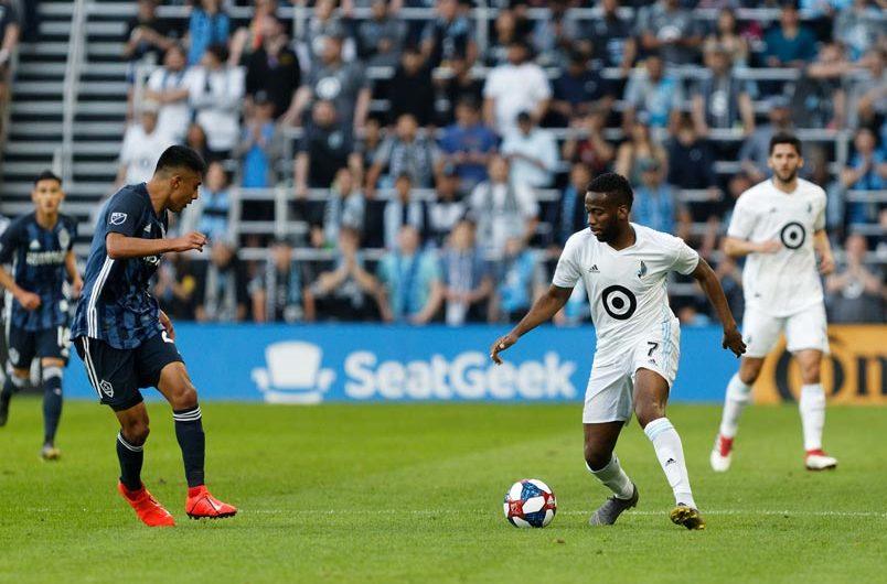 Midweek start for MLS Week 9