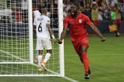 Panama 0 – USMNT 1