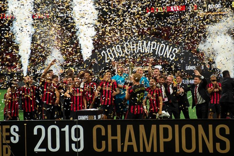 atlanta united 2019 campeones cup