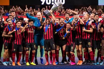 Atlanta wins the US Open Cup