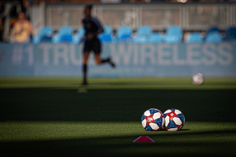 mls balls avaya stadium