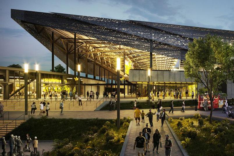 columbus crew stadium rendering