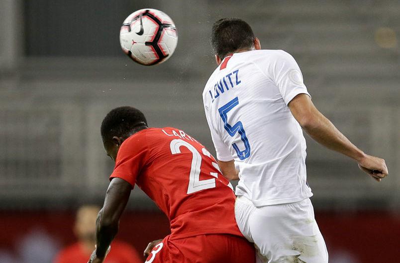 Nations League: Canada 2 – USMNT 0