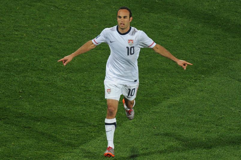 landon donovan goal 2010 world cup