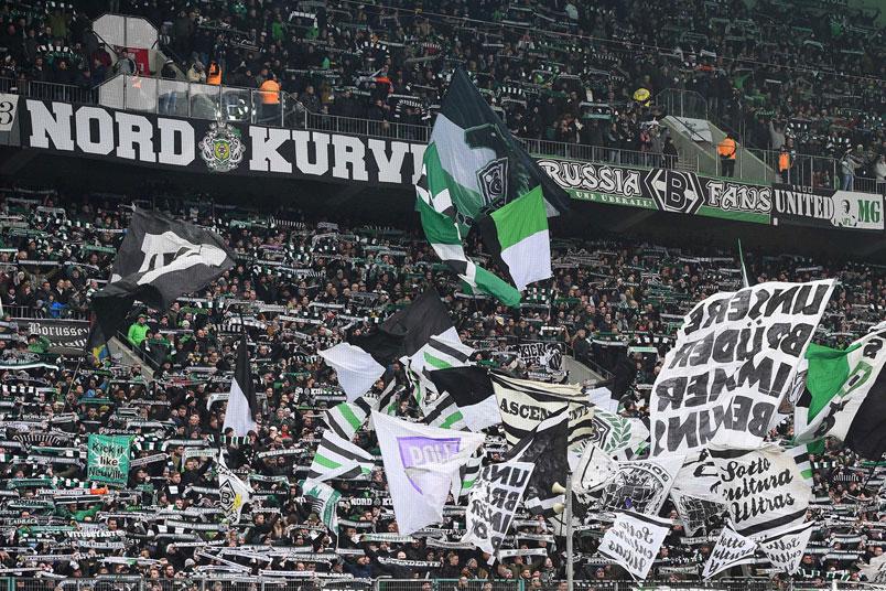 gladbach supporters