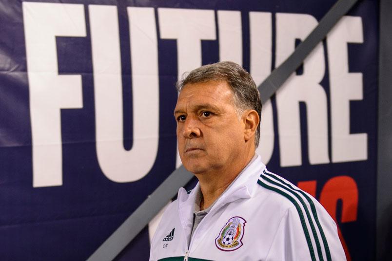 mexico coach tata martino