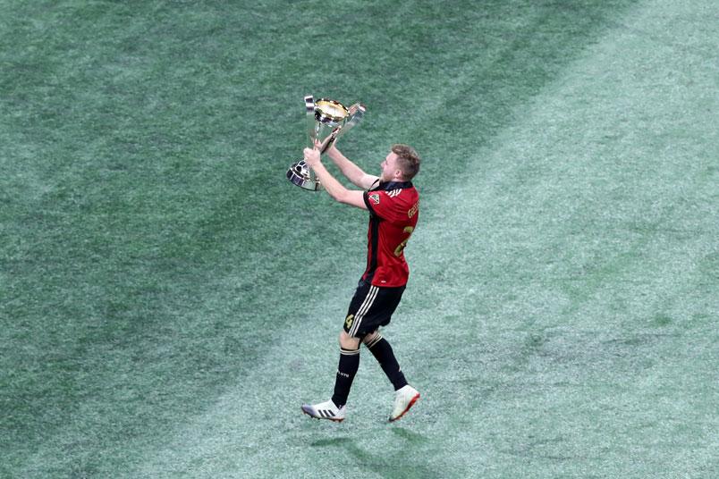 julian gressel 2018 mls cup atlanta united