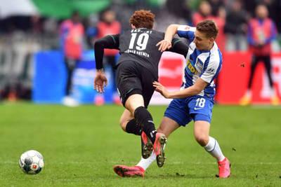 Bundesliga goals for Sargent and McKennie