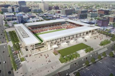 Stadium construction continues in MLS