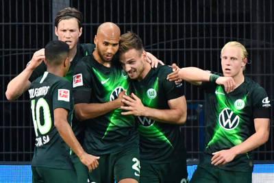 Wolfsburg vs Eintracht and Schalke vs Werder Bremen