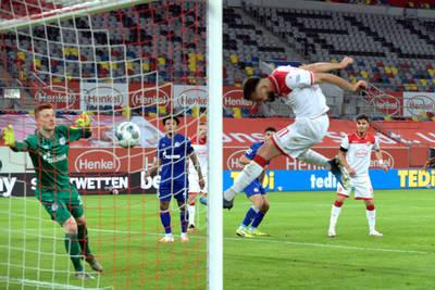 Goal for McKennie in Schalke loss