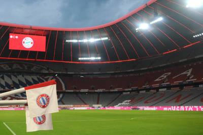 Fortuna crashes into Bayern Munich