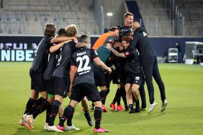 Werder Bremen avoids relegation