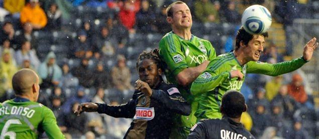 Philadelphia Union, Seattle Sounders, PPL Park, MLS, Major League Soccer